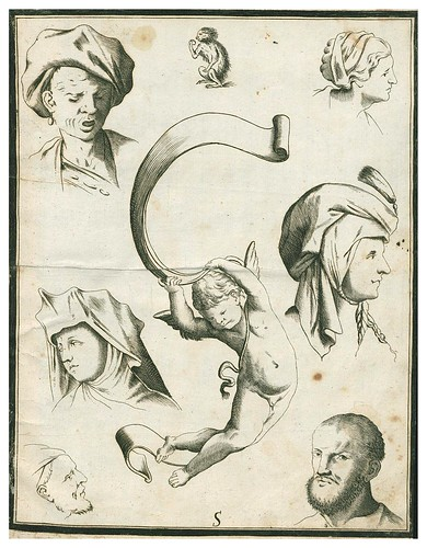 019-Letra S-Alfabeto in sogno-1720-Staatsbibliothek zu Berlin