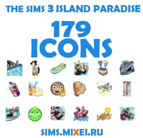 icons-sims3-island-paradise