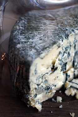 Swedish blue cheese