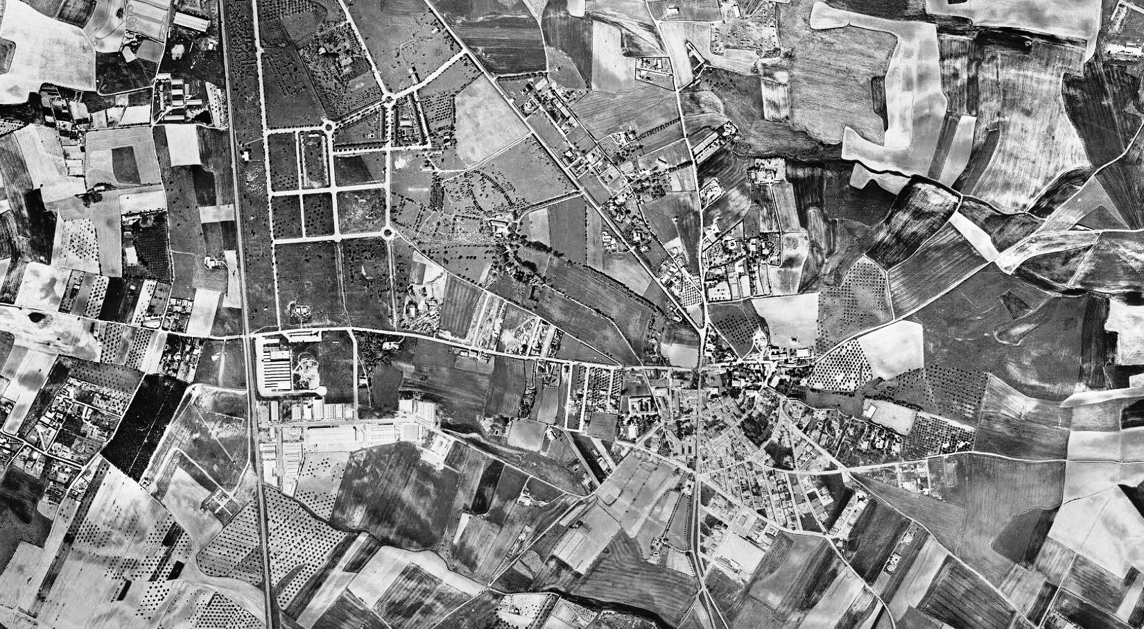 antes, urbanismo, foto aérea, desastre, urbanístico, planeamiento, urbano, construcción,Cubas de la Sagra, Madrid