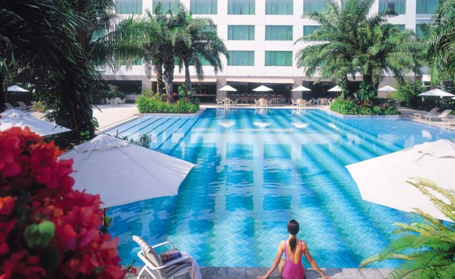 Hotel Mulia Senayan_Swimming Pool