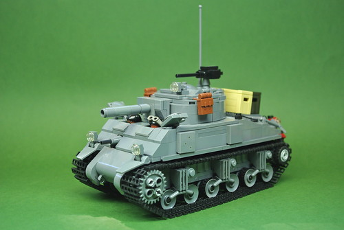 "M4A3E2 Sherman ""Jumbo"" Medium Tank - V3.5 (1)"