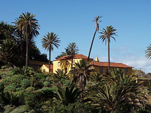 Hacienda, Los Realejos