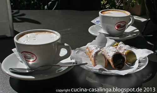 Catania Fruehstueck 1