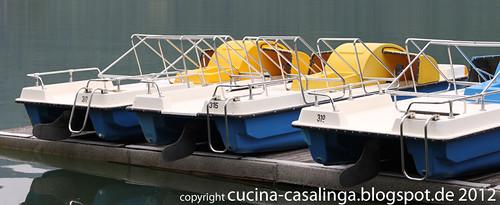 Schliersee Tretboote