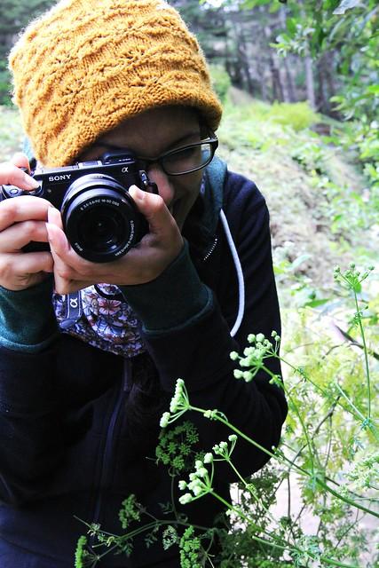Leena's new camera!