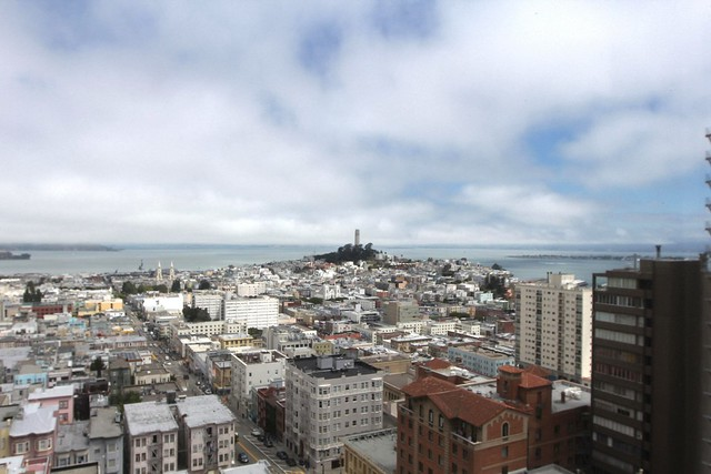 View from Fairmont