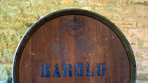 Barolo barrel