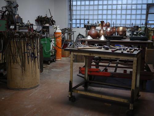 Glen Gardner's Studio - 4