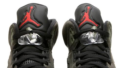 Air Jordan retro 5 fear pack