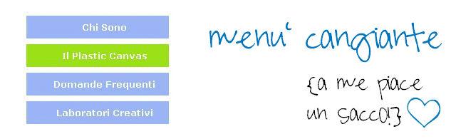 menu per blogger