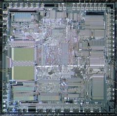 Intel 80286 die