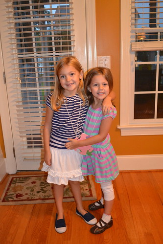 First day of school: Kindergarten & First grade