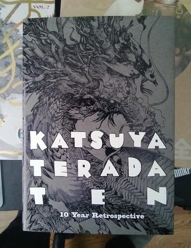 Katsuya Terada signing