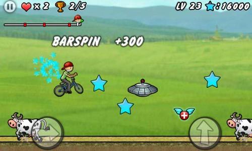 juego de bicicletas para android