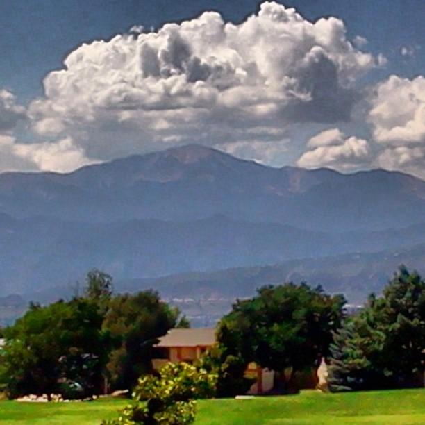 Pikes Peak In Colorado Springs: Flickriver: Recent Photos From Norwood, Colorado Springs
