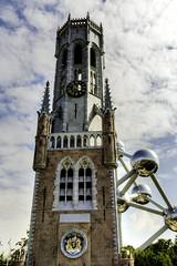 Belgique - Bruxelles - Mini-Europe