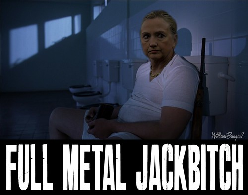 FULL METAL JACKBITCH by WilliamBanzai7/Colonel Flick