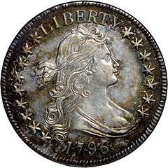 Newman 1796 Half Dollar
