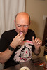 dave playing king of tokyo - eat the whole cupcake in 60 seconds by pinguino