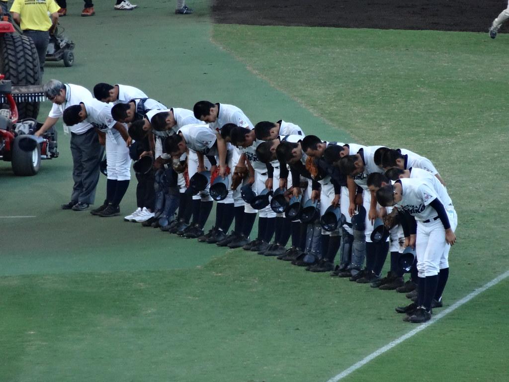 夏の甲子園 2013/8/18 第四試合 富山一高vs木更津総合高