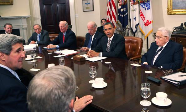Barack+Obama+Henry+Kissinger