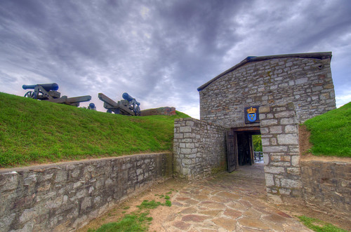 Old Fort Niagara - The Gate of Five Nations