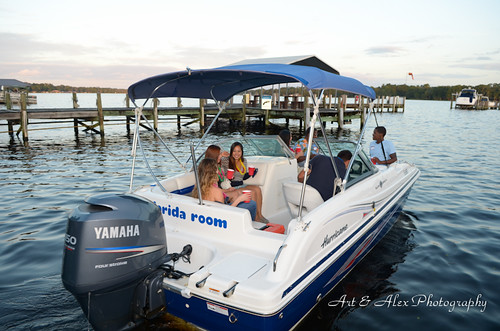 Jax's Rock The Dock Elite Event At Freedom Boat Club   Adeles At The