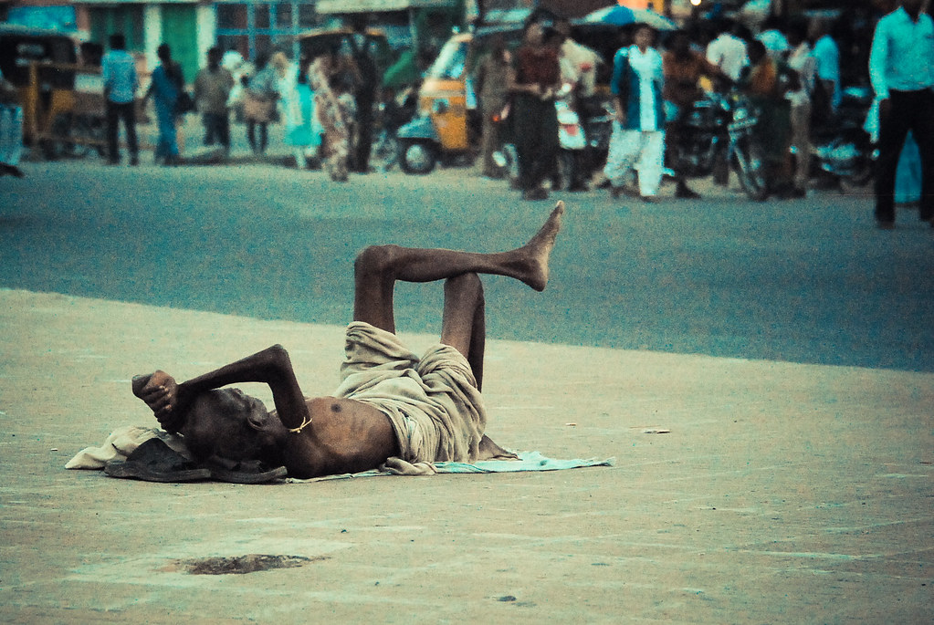 Chennai, Madras, India, Bollywood, Poverty