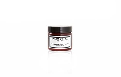 Crawford Street Skin Care Lemon Deodorant