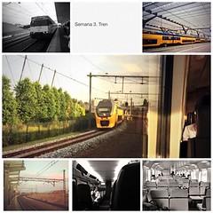 tren a tres vueltas de coletero