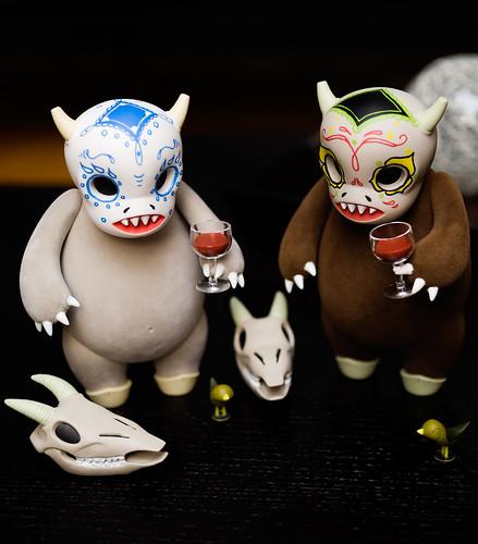 Chupacabra Toys