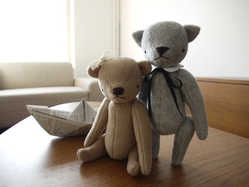 The Bear and The Pussy-cat