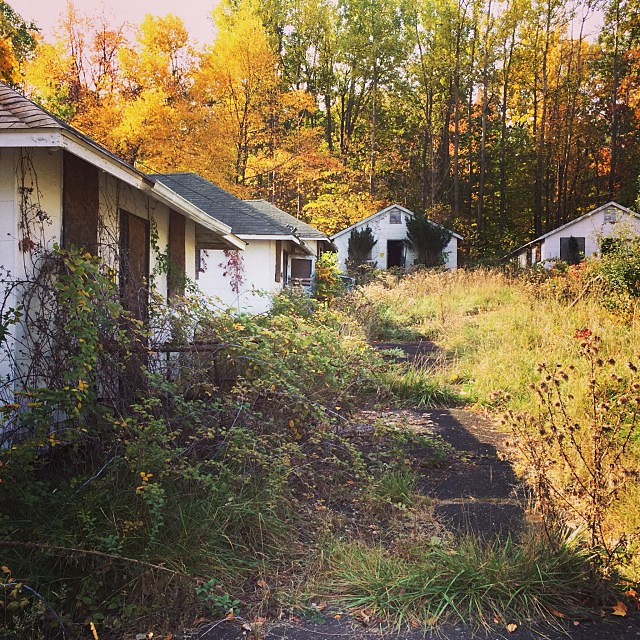 Places To Camp Pa: Abandoned Summer Camp