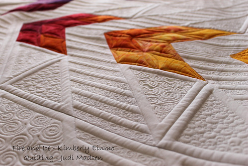 Green Fairy Quilts: Fire and Ice by Kimberly Einmo : judi madsen quilts - Adamdwight.com