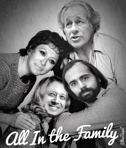 ALL IN THE FAMILY by WilliamBanzai7/Colonel Flick