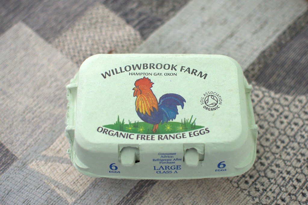 Willowbrook farm organic eggs