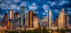 Houston Skyline – Blue Hour