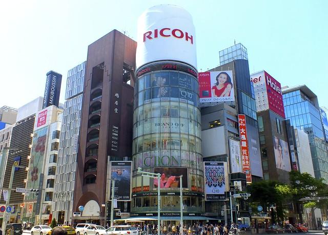 visiter tokyo-shopping