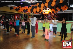 Halloween Party @ Gold's Gym Moca
