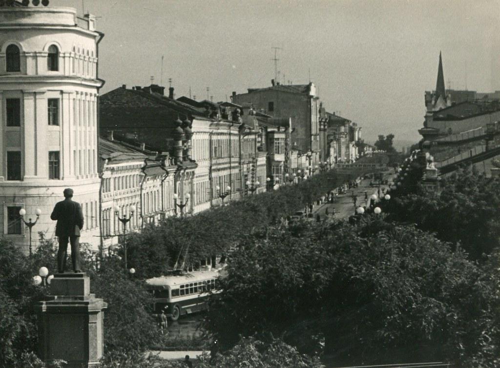 38_Куйбышевская улица от пл Революции