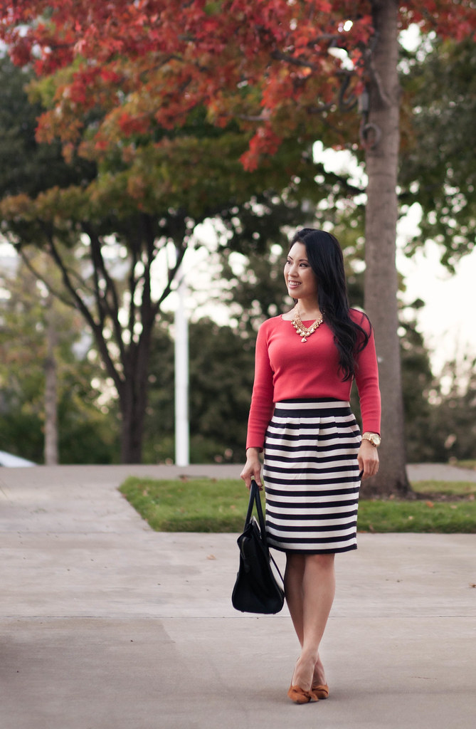 Fall Colors - cute & little | Dallas Petite Fashion Blogger