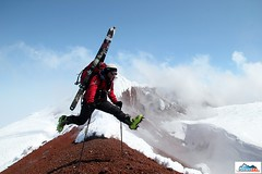 Jan Pala aneb Skialpové dobrodružství na kamčatských vulkánech