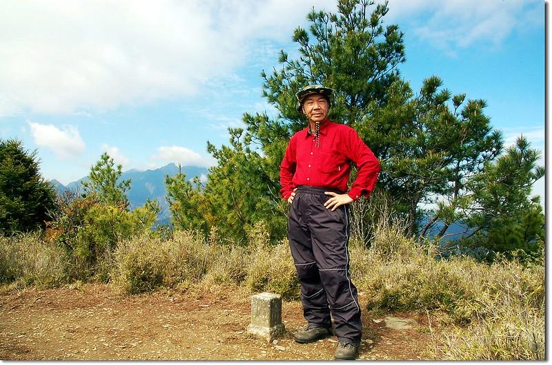 盆駒山山頂 1