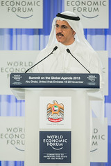 World Economic Forum - Summit on the Global Agenda, Abu Dhabi 2013