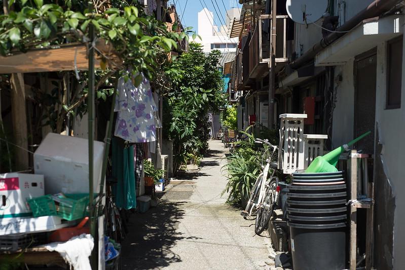 夏alley