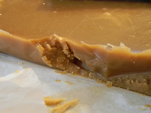 Caramel Peanut Butter Fudge