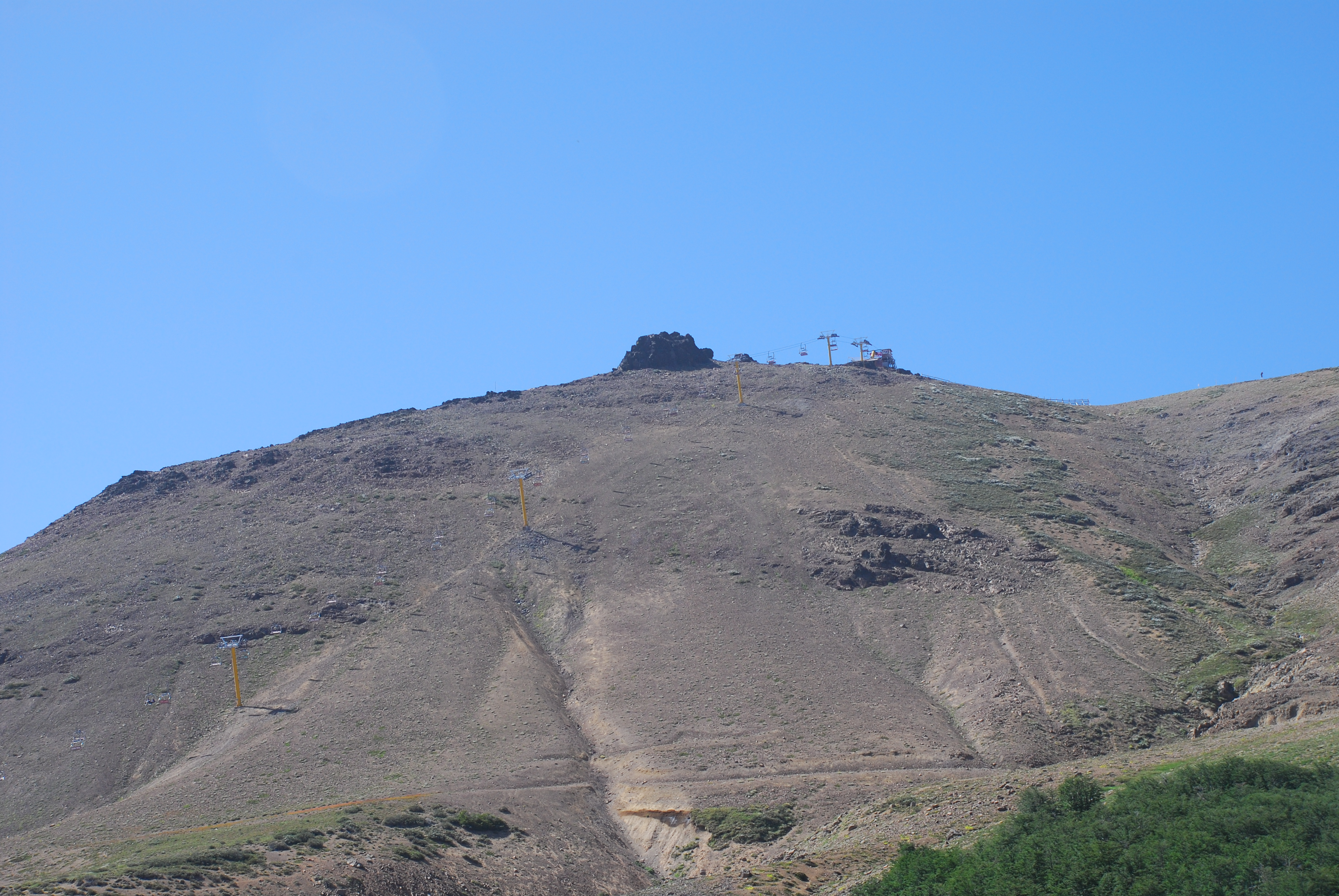 El Teta, Cerro Chapelco, San Martín de los Andes