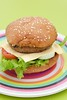 Thumbnail image for Healthy Veggie Soy Burger