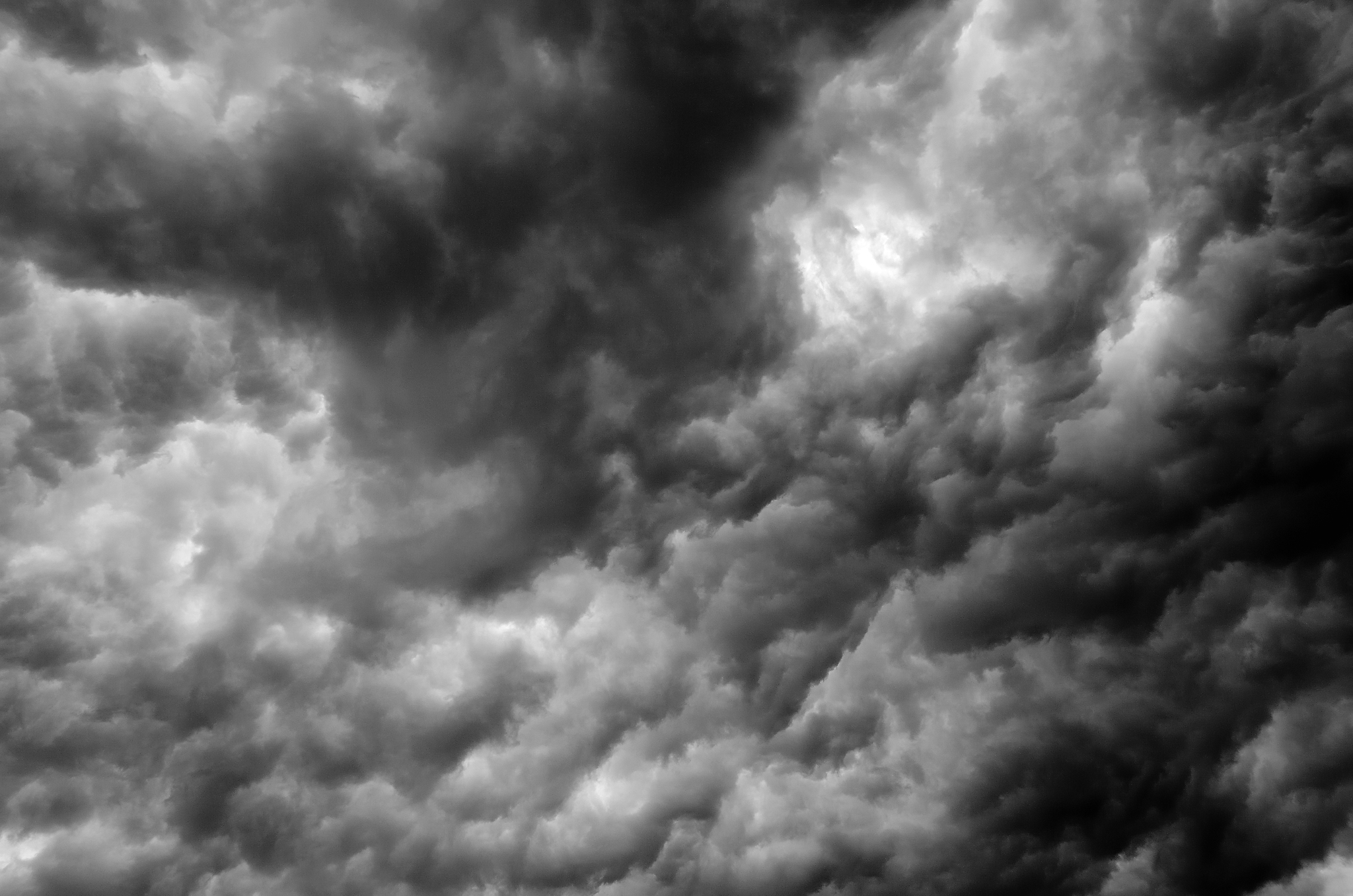 Angry Skies   Unusual storm clouds. Aurora, IL.   By ...